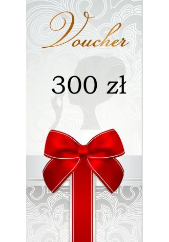 Voucher wartościowy 300 zł