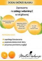 Zabieg z witaminą C